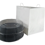 Jumbo Catering Tray Take Out Bags