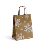 Chimp Snowday Shopping Bags