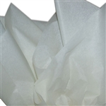 "Ivory Tissue Paper - 20 x 30"" - 480 Sheets per Ream"