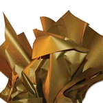 Tiara premium double sided tissue gold/Gold