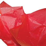 Gemstones Satinwrap tissue Ruby
