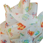 Party Gifts Satinwrap tissue