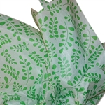 "Tossed Leaves Patterned Tissue Paper - T10721A 200 Sheets (20 x 30"")"