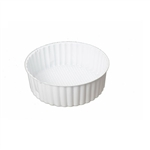 Single Cavity Tin Insert for 1S Round Tins - 72 Inserts/Pack