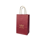 Personalized Wedding Reception Bags - Sangria