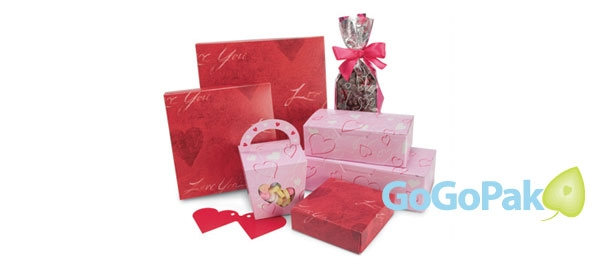 Chocolate Candy Boxes Wholesale Valentines Patterns