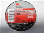 3m TemFlex 1700 General Use Vinyl Electrical Tape