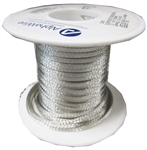 1/16 SILVER PLATED TUBULAR COPPER BRAID BY ALPHA WIRE PN:2191