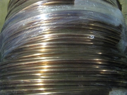 8G (SOLID) BARE COPPER WIRE 100 FT