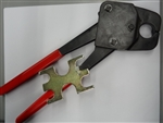 "3/4"" PEX CRIMP TOOLS with GonoGo Gauge"