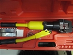 KYQ-300C HYDRAULIC COPPER BATTERY CABLE crimper