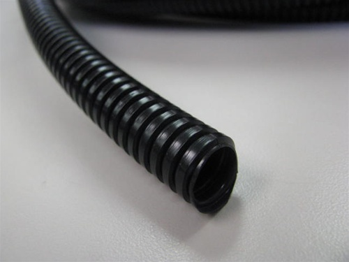 flexible 3 8 trailer wire loom cover conduit rh wireandsupply com Electrical Wiring Metal Studs Outdoor Electrical Wiring
