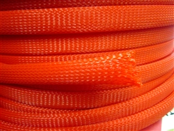 General purpose braided PET monofilament sleeving