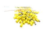 18g FERRULE YELLOW (1000 PCS BAG)