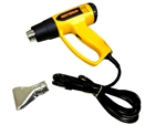 WT-706 digital LED display handhold hot air gun