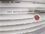 1/0 CCI ROYAL EXCELENE WELDING CABLE WHITE