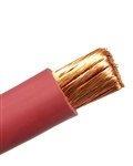1/0  WELDING CABLE RED