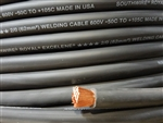 2/0 CCI ROYAL EXCELENE WELDING CABLE BLACK