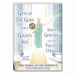 Gifts of the Gods & Saint Germain and the Twelve Muses  - DVD of Audio files