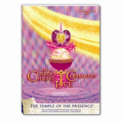 The Cosmic Christ Command of Love - DVD of Audio Files