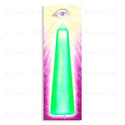 Emerald Matrix & All-Seeing Eye