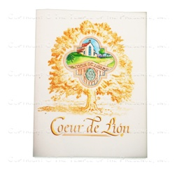 Coeur De Lion Brochure