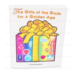 Gifts of the Gods Coloring Book