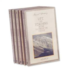 Life and Teaching of the Masters of the Far East - Set of Volumes 1 - 6