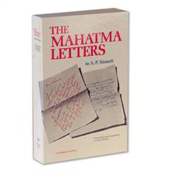 The Mahatma Letters