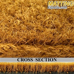 Recessed Cocoa Matting
