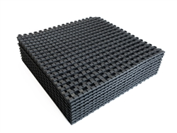 VINTEK Grate Tile. Interlocking Modular Drainage Tile