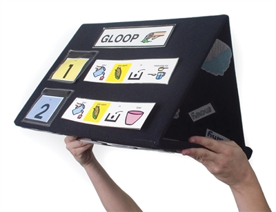 Trifold Literacy / Choice Board Large
