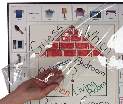 Create-a-Game: Framed Gameboard with Cover