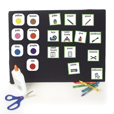 Two-Sided Choice Display Board