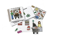 Interactive Storybooks - Routines & Functional Vocab 10 Book Set