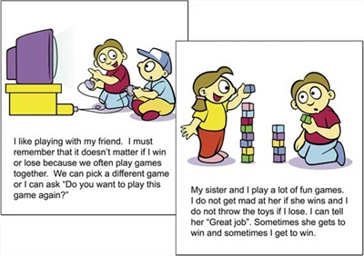 Social Skills Books - Now I Get It!