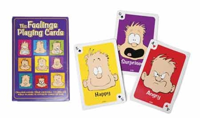 Emotions Playing Cards