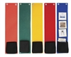 Multicolor Fabric Schedules - Regular- Set of 5
