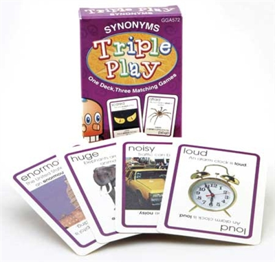Early Reading & Language Card Games - (Sold Individually)