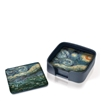 """Starry Night"" <br><b>Coaster-505</b><br>&nbsp;Set of four coasters"
