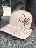 Dublin Bottling Works Texas Hat
