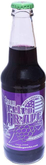 Dublin Make America Grape Again Glass Bottle Case