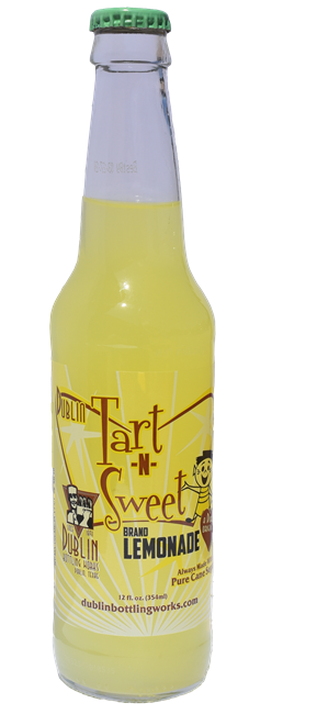 Dublin Tart N Sweet Lemonade Glass Bottle Case