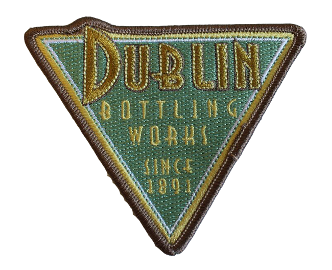 DBW Triangle Patch