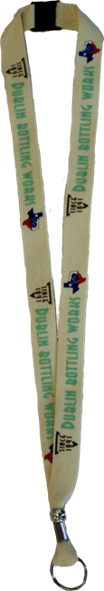 Dublin Bottling Works Lanyard