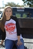 Shirt:  Vintage Cola Baseball-T