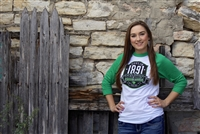 Shirt:  1891 Green Apple Baseball-T