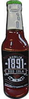 Red Cola Bottle Pin