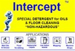 INTERCEPT - INDUSTRIAL CLEANER / DEGREASER
