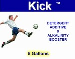 KICK - ALKALINITY BOOSTER - 5 GALLONS